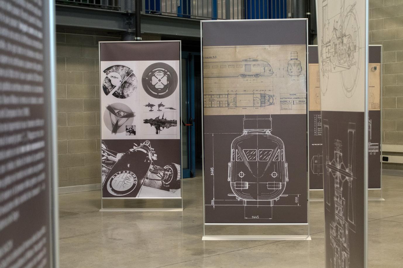 La mostra IN PRINCIPIO ERA LA MATITA, 10 – 13 aprile 2019, Archivio Giovanni Sacchi